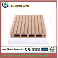 China HIGH QUALITY WATERPROOF WPC DECKING FOR OUTDOOR on sale