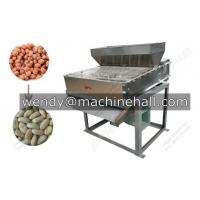Wholesale high quality peeling machine  for roasted peanut china manufacturer from china suppliers