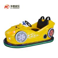 Quality high profit amusement park battery car , coin operated car for adult and kiddie ride for sale