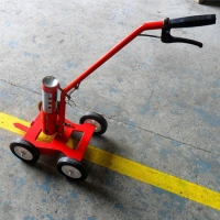 Wholesale Waterproof Road Line Marking Paint Excellent Adhesion Reflective Non Toxic from china suppliers
