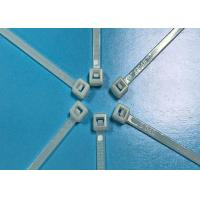 Wholesale Bulk Plastic Industrial Zip Ties Easy Operated With Less Insert Force from china suppliers