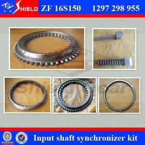 China Manual transmission synchro kit 1297 298 955(1312304027 1297304484 1310304202 1312304056 1297304436 0732040409) on sale