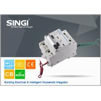 Wholesale 3P+N IC Card meter Miniature Circuit Breakers , overload and short circuit breaker from china suppliers