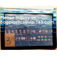 China ISAF Racing Rules Book Bag Notes Bags  Tools Bags  Small Parts Bags,Ziplock Entry Bags Sailcloth Or Underwater Blue Bags for sale