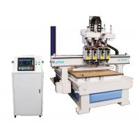 Wholesale High Precision Wood Cutting CNC Router Milling Machine For MDF / Wood Board from china suppliers