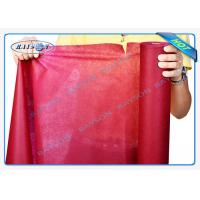 Wholesale Precut Roll TNT Tablecloth Supermarket Disposal Non Woven Fabric from china suppliers