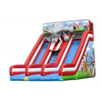 Wholesale Elephant Backyard Large Inflatable Commercial Slide For Kids EN14960 BV from china suppliers