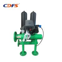 China Drip Chamber Backwash Water Filter , Municipal Water Reuse Plastic Disc Filter for sale