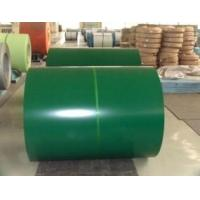 PVDF Polyester Paint Prepainted Steel Coil Hot Dipped 0.3 mm - 1.2 mm