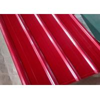 Wholesale PPGI Colour Coated Steel Roofing Sheets RAL 9002 Color Optional Durable Steel from china suppliers