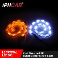 Wholesale IPHCAR Flexible Led daytime light Car Running Light  Led DRL with Turning Signal from china suppliers