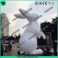 Wholesale White Inflatable Rabbit,Inflatable Rabbit Cartoon,Event Inflatable Rabbit from china suppliers