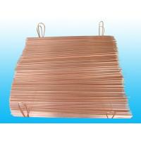 Wholesale Precise Coating Copper Double Wall Welded Pipe , wall thickness 0.7mm from china suppliers