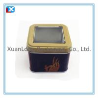Wholesale Small Size Metal Tea Tin wholesale from china suppliers