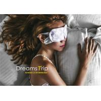 Wholesale Self Heating Steam Eye Mask Real Steam Released Disposable SPA from china suppliers