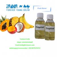 Buy cheap Malaysia popular E-super high concentrated PG/VG Based Juice Fruit flavor/tropical Flavour for vape from wholesalers