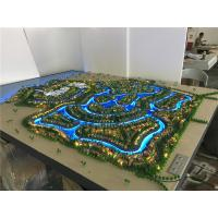 China Architectural real estate mockup ,abs miniature model for master villa for sale
