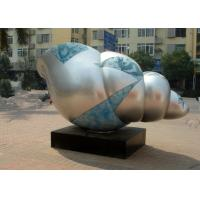 Wholesale Conch Design Contemporary Metal Garden Sculptures Excellent Corrosion Resistance  from china suppliers