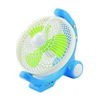 Wholesale 2 In 1 Rechargeable AC DC Table Fan With Battery Adjustable Speed from china suppliers