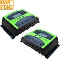 Wholesale Green Black Solar Energy Controller 50A PWM Solar Power Controller With High Efficiency from china suppliers