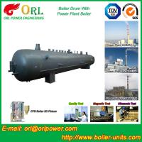 Wholesale Oil Industry Heating Boiler Mud Drum , Compact ASTM Mud Drum In Boiler from china suppliers