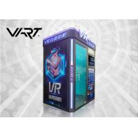 Wholesale Self - Service VR Arcade Machines With Cash Operated / Virtual Reality Equipment from china suppliers