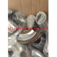 China ASME B16.9 304 316l Thin Wall Stainless Steel Pipe Fittings Size: 1/2 ~ 48 on sale