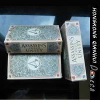 Wholesale CUSTOM MADE PLAYING CARDS ASSASSIN CREED UNITY GAME CARDS from china suppliers