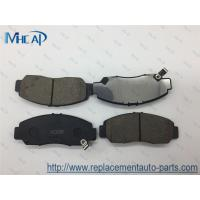Wholesale Auto Brake Pads Set  Front Axle 45022-SDD-A00 Honda Accord Civic FR-V Odyssey Stream Acura from china suppliers