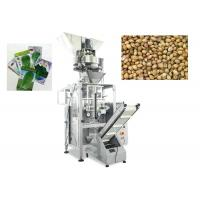 Wholesale Small Granule Seed Packaging Machine , CE Form And Fill Packaging Machines from china suppliers
