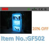 Wholesale RGB 5050 LED Cabinet Button Switch / Remote Control Ice Bucket Blue Color from china suppliers