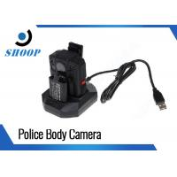 Quality Battery Powered Wearable Police Body Mounted Cameras Lightweight IP67 for sale