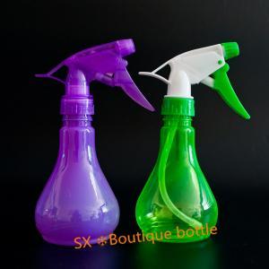 Quality Cheap garden custom 250ml mini plastic pressure fine mist spray trigger sprayer for sale