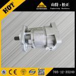 Wholesale Komatsu WA420-3 gear pump 705-12-35240 from china suppliers