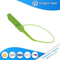 China TXPS 004 Free Samples with Barcode And Serial numbers plastic seal lock on sale