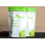 China March Expo Promotion Custom Design Aluminum Foil Bag For Green Tea Packaging Mylar Tea Bag for sale