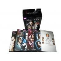 China Disney Movie Collection Set Orphan Black The Complete Series Children'S Dvd Box Sets on sale