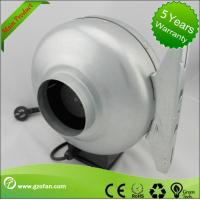 Wholesale galvanised Sheet Steel Circular Inline Fan Insulation Class F The Wood Shop from china suppliers