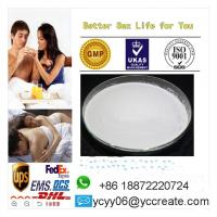 Wholesale Vardenafil HCl Male Enhancement Steroids , Safe Shipment Raw Pharmaceutical Chemical Powder from china suppliers