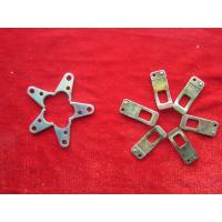 Wholesale Customized Metal Stamping Parts Chrome / Nickel Plating For Machanical from china suppliers