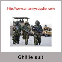 Wholesale Wholesale China Anti IRR Radar Optical Ghillie suits for Army Use from china suppliers