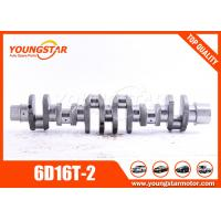 Wholesale a Crankshaft with Main Bearing 84mm and Co Rod 65mm  FOR MITSUBISHI 6D16T-2   ME131814 from china suppliers