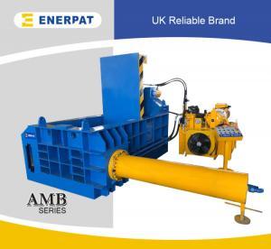 China Hydraulic scrap metal baler press machine/steel shaving metal baler for sale with CE on sale