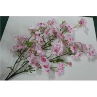 Wholesale Decorative large artificial tree fake cherry artificial blossom tree on sale from china suppliers