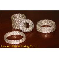 Wholesale SUS304 / 304L / 316 / 316L Stainless Steel Knitted Wire Mesh for Liquid Filtration from china suppliers