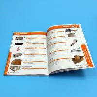 Buy cheap Paper / Paperboard Perfect Binding Catalogue Printing Service Customized A4 / A3 from wholesalers