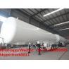 2019s new designed triple axles 46,000Liter propane gas road transported tanker for sale, HOT SALE! 46CBM LPG GAS TANKRE for sale