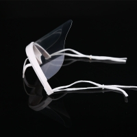Wholesale Earloop Style Transparent Plastic Face Cover For Chef from china suppliers