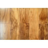 Golden hand scraped wood flooring acacia for sale