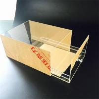 Wholesale High Quality Transparent Acrylic Sneaker Box for sale from china suppliers
